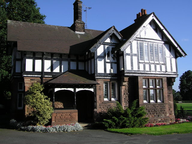House at Queen's Park, Crewe