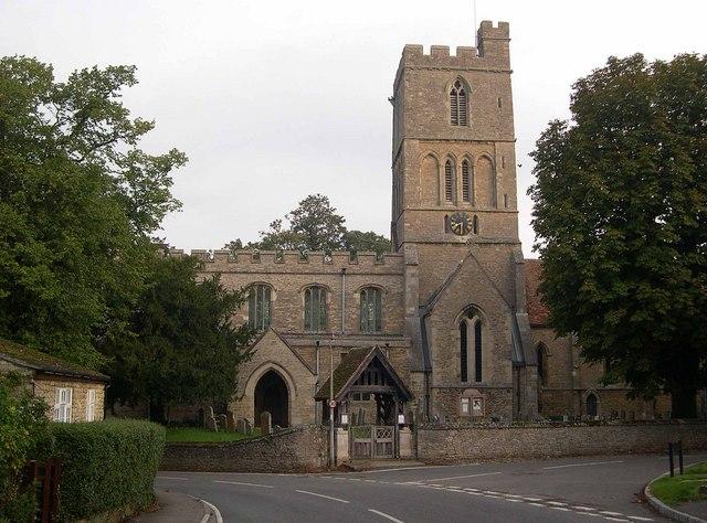 Felmersham Church 1