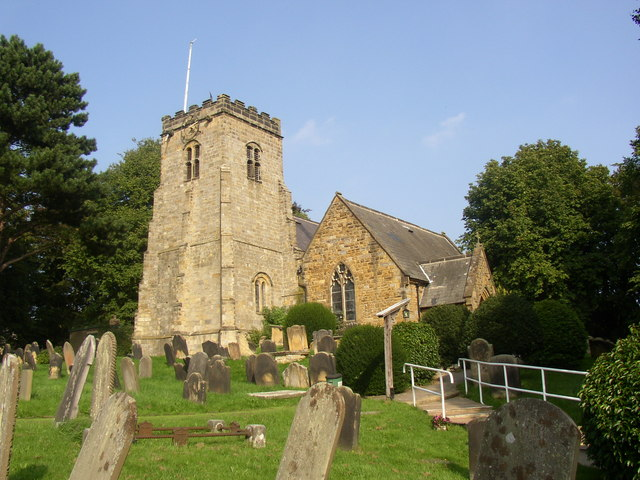 St Laurence's Church, Scalby