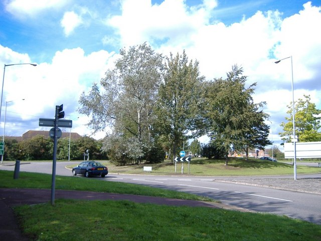 A418 Roundabout, Aylesbury