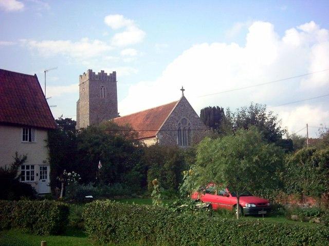 Stratford St.Andrew Church