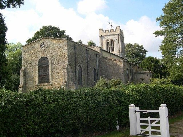 Melchbourne Church 1