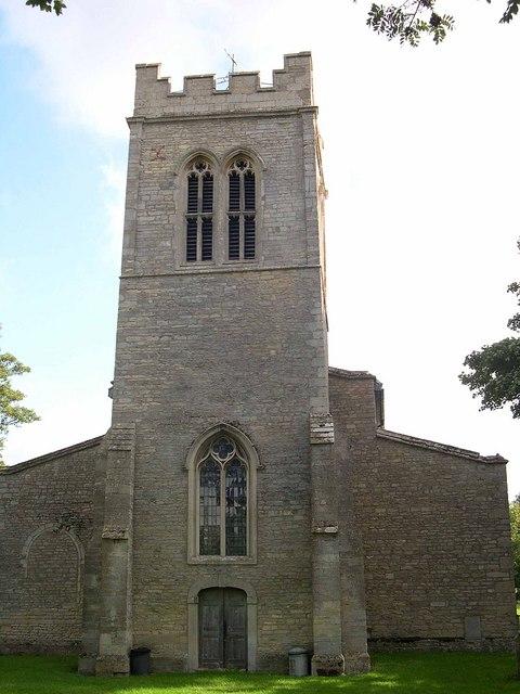 Melchbourne Church 2