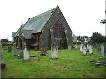 SD1578 : St Lukes Church, Haverigg by Alexander P Kapp