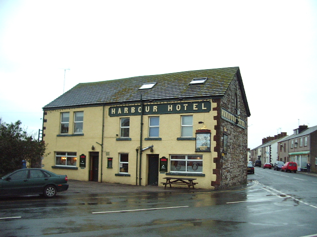 The Harbour Hotel, Haverigg