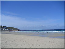 SW3526 : Whitesand Bay by Rib