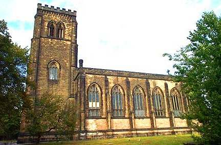 St Paul's Church, Alverthorpe, Wakefield