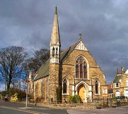 Barwick in Elmet Methodist Church