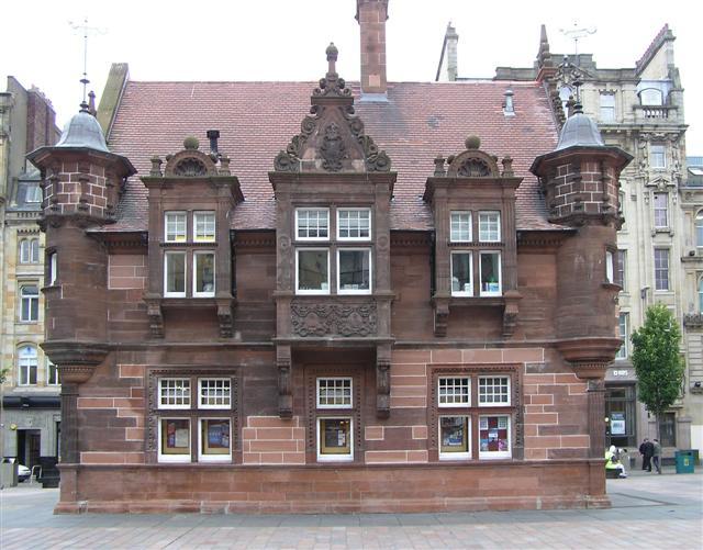 Travel Centre, Glasgow