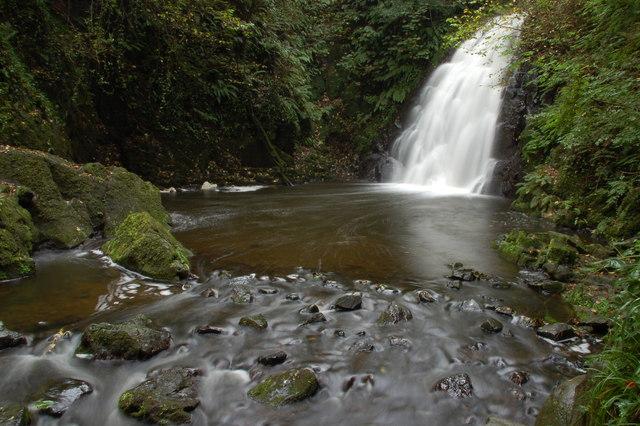 Glenoe waterfall (4)