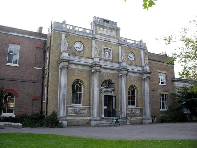 Pitzhanger Manor House, Ealing, W5