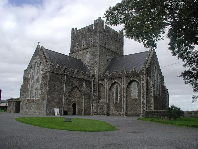 St Brigids CI Cathedral, Kildare Town, Co Kildare