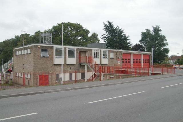 Christchurch Fire Station