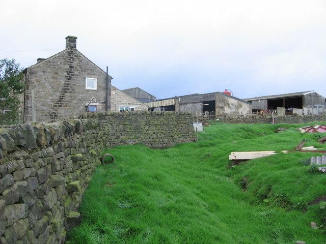 Top Moorside Farm