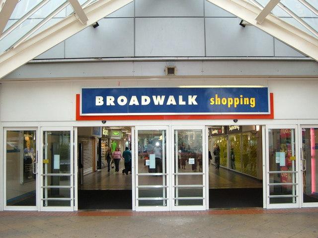 The Broadwalk Shopping Centre, Edgware