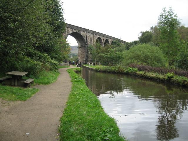Uppermill  Viaduct