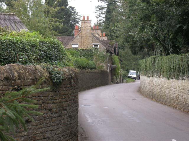 The Moulton Road