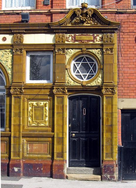Alexandra Hotel - Ropery Street Doorway
