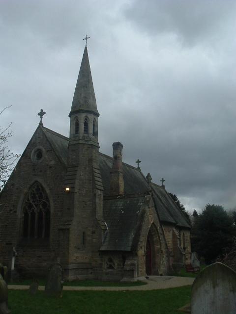 Whorlton church
