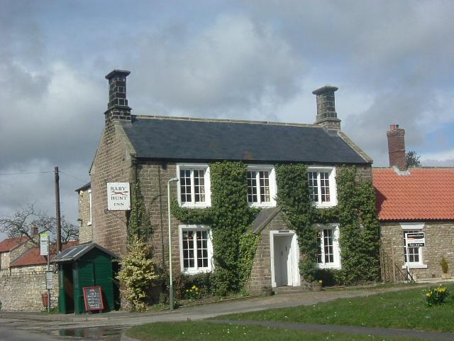 The Raby Hunt Inn at Summerhouse