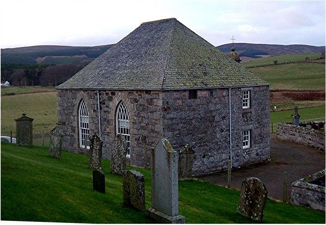 Kildrummy Church