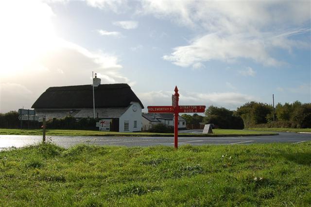 Red Post Crossroads