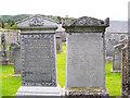NO2694 : John Brown's stone in Old Crathie Churchyard by Peter Gordon
