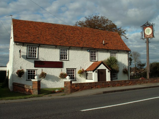 'The Oakwood Inn' on Frinton Road, Holland-on-Sea, Essex