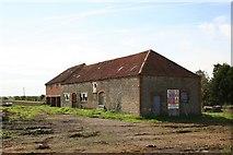 TF0744 : Mareham Lane Farm buildings by Richard Croft