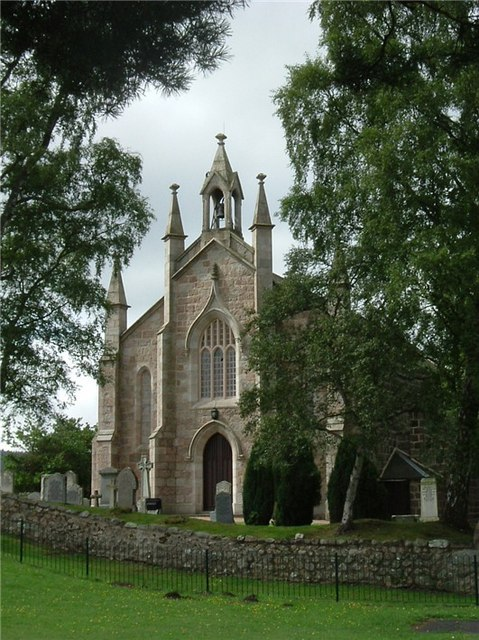 Aboyne Church