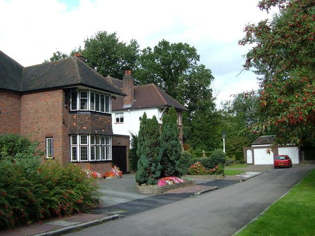 Rose Garden Close, Edgware