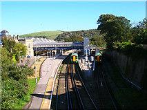 TQ4109 : Lewes Station by Simon Carey
