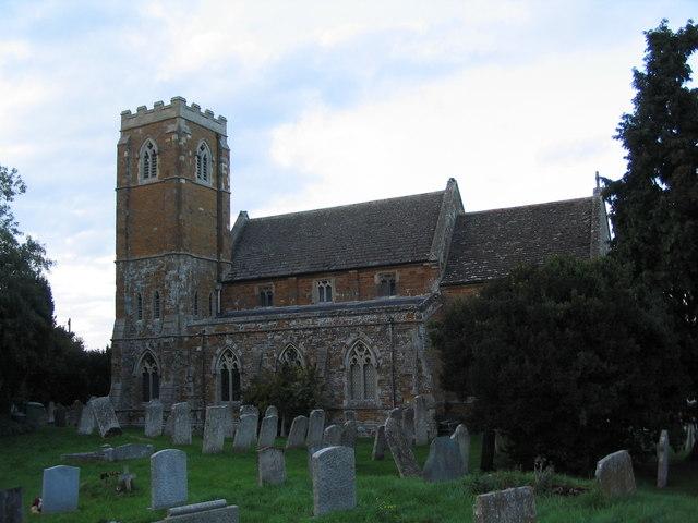 Church of St John the Baptist, Bisbrooke