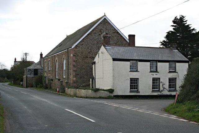 Gorran High Lanes