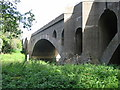 TL0799 : A1 Bridge Over the Nene at Wansford by Mike Bardill