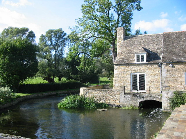 Mill at Woodnewton