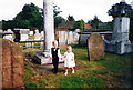 SU9368 : Sunninghill churchyard by Stanley Howe