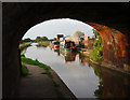 SJ6735 : Autumn on the Shropshire Union Canal by Espresso Addict