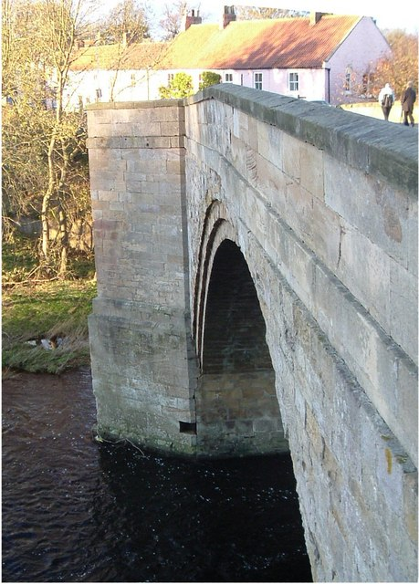 Piercebridge bridge