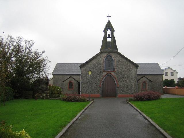 Camp: St Mary's Church