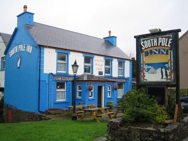 Anascaul: South Pole Inn