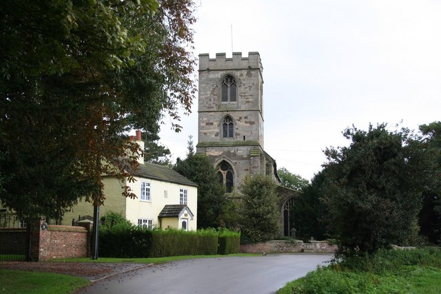 All Saints' church, Friskney
