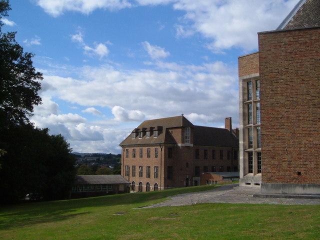 University of Exeter: Washington Singer and Roborough buildings