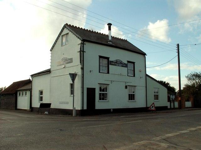 'The Cross Inn' at Bromley Cross, Essex