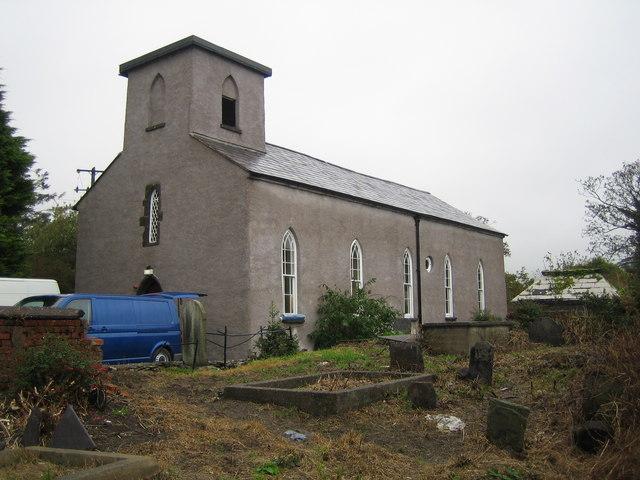 An Daingean (Dingle): St James' Church