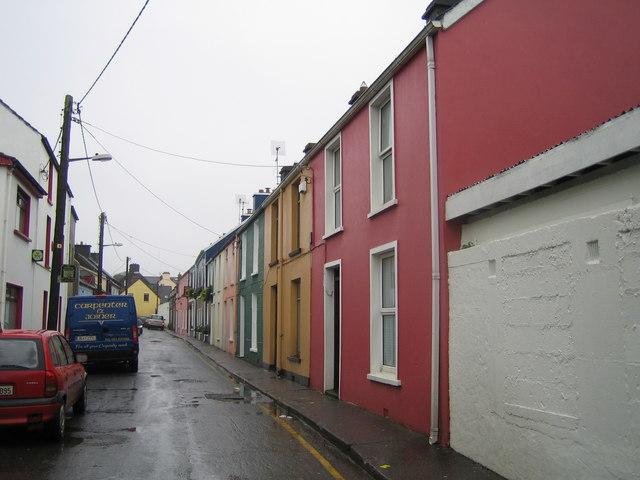 An Daingean (Dingle): Dykegate Street