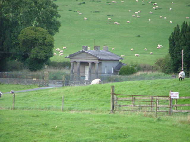 The Gatehouse to Loughcrew