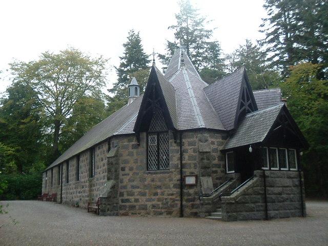 Parish church, Torphins