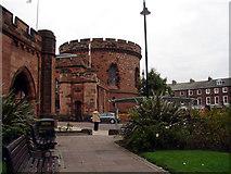NY4055 : Carlisle - The Citadel by John Lucas