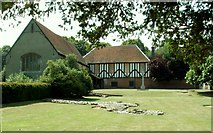 TQ8787 : Prittlewell Priory, Essex by Robert Edwards